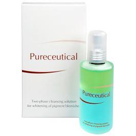 Herb Pharma Pureceutical - dvojfázový čisticí roztok na zesvětlení pigmentových skvrn 125 ml
