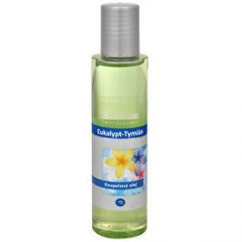 Saloos Koupelový olej - Eukalypt-Tymián 125 ml