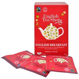 English Tea Shop Černý čaj English Breakfast 20 sáčků