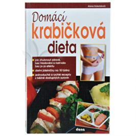 Knihy Domácí krabičková dieta (Alena Doležalová)
