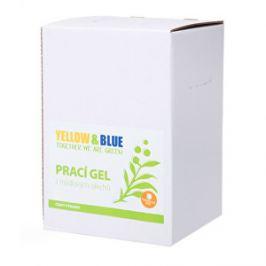 Yellow & Blue Prací gel z mýdlových ořechů s pomerančovou silicí 5 l