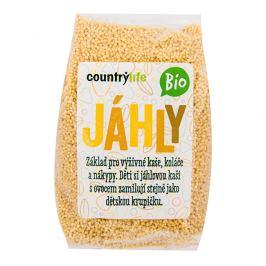 Country Life Bio Jáhly 500 g