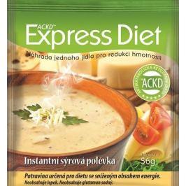 Good Nature Express Diet - instantní polévka Sýrová