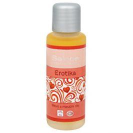 Saloos Bio tělový a masážní olej - Erotika 125 ml