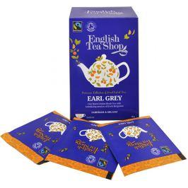 English Tea Shop Černý čaj Earl Grey s bergamotem 20 sáčků