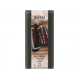 VIVANI Bio hořká čokoláda 85% 100 g