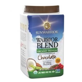 Sunwarrior Protein Blend BIO čokoládový 750 g