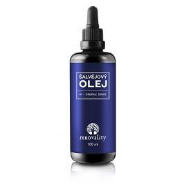 Renovality Šalvějový olej 100 ml