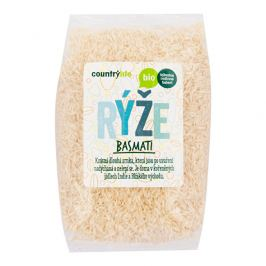 Country Life Rýže basmati BIO 1 kg
