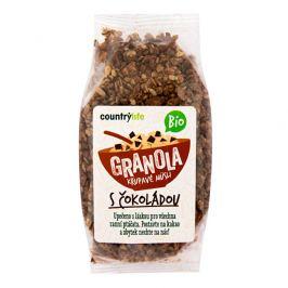 Country Life Granola - Křupavé müsli s čokoládou BIO 350g
