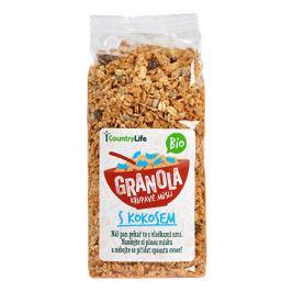 Country Life Granola - Křupavé müsli s kokosem BIO 350g