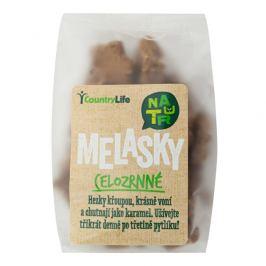 Country Life Sušenky melasky celozrnné 150 g