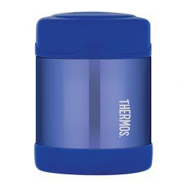 Thermos FUNtainer Dětská termoska na jídlo - modrá 290 ml