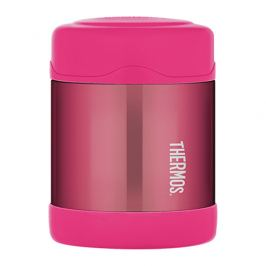 Thermos FUNtainer Dětská termoska na jídlo - růžová 290 ml