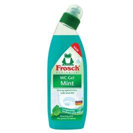Frosch WC gel Máta EKO 750 ml