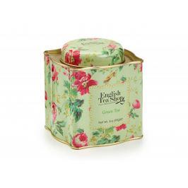 English Tea Shop Dárková plechovka sypaný čaj Zelený 85 g