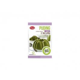 Amylon Bio puding Matcha ananas bez lepku 40 g