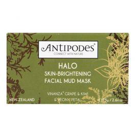 Antipodes Halo Maska pleťová rozjasňující s jílem 75 ml