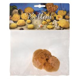 BELLINI Přírodní mořská houba – Středomořská – SILK FINE – MINERÁLNÍ 3 - 4 cm