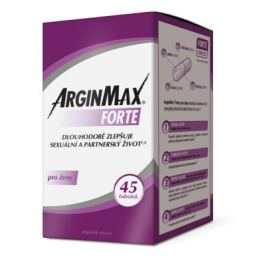 Simply You ArginMax Forte pro ženy 45 tobolek