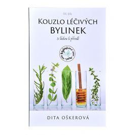 Knihy Kouzlo léčivých bylinek III. - S láskou k přírodě (Dita Oškerová)