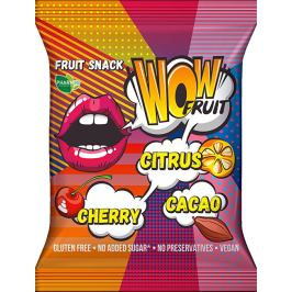 WOW fruit WOW fruit snack kostičky 30 g