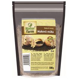Natur farm Natur Farm Maková mouka 500 g
