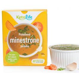 KetoLife Proteinová polévka - Minestrone 5 x 30 g