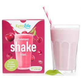 KetoLife Proteinový shake - Višeň 5 x 30 g