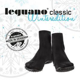 leguano Bosoboty Leguano classic černé zimní vel. 38-39 - SLEVA - poškozen ochranný přelep