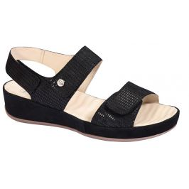 Scholl Zdravotní obuv - CHRISTY SANDAL 2.0 - Black 38