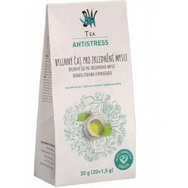 Body Wraps s.r.o. BW Tea Antistress - Bylinný čaj pro uklidnění 20 sáčků