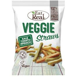 Eat Real Veggie Straws Kids 20 g