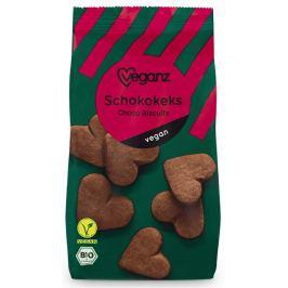 Veganz Čokoládové sušenky, Bio 150 g
