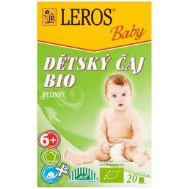 LEROS BABY BIO bylinný 20x2 g