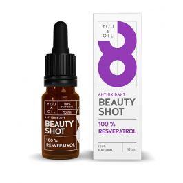 You & Oil You & Oil Beauty Shot 100% Resveratrol 10 ml