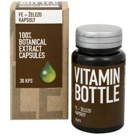 Vitamin Bottle Fe – železo 30 kapslí