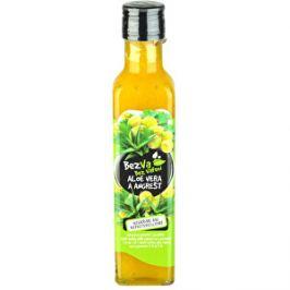 MADAMI S.R.O. BezVa 250 ml Aloe Vera a Angrešt