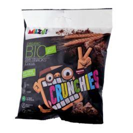 Milzu! BIO Křupavý snack - obdélníčky s kakaem 70 g