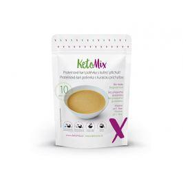 KetoMix Proteinová kari polévka s kuřecí příchutí 10 porcí 250 g