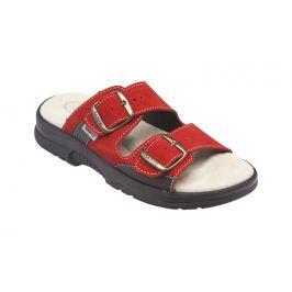 SANTÉ Zdravotní obuv dámská N/517/33/38/CP červená 41