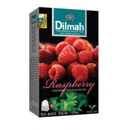 Dilmah Čaj černý, Malina 20 ks