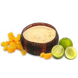 Tropikalia Svíčka v kokosu - vůně Thajská Limetka a mango