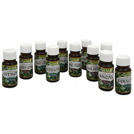 Saloos Vonný olej do aromalamp 10 ml Jasmín