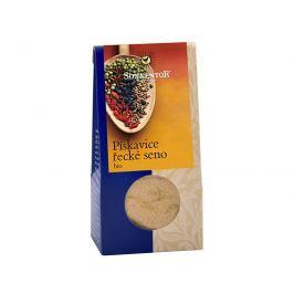 Sonnentor Bio Pískavice řecké seno 35g - krabička