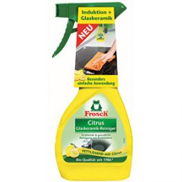 Frosch EKO Citronový čistič na indukční a sklokeramické desky 300 ml