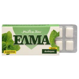 Mastic Life ELMA Spearmint Chewing Gum 10 ks