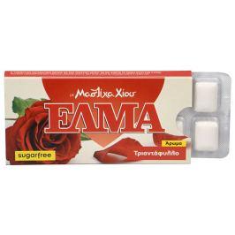 Mastic Life ELMA Rose Chewing Gum 10 ks