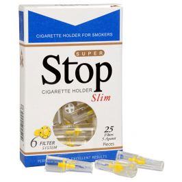 Eva Cosmetics STOPfiltr na cigarety SLIM 25 ks