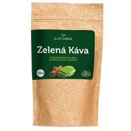 Good Nature Zlatý doušek - Zelená káva se skořicí 100 g